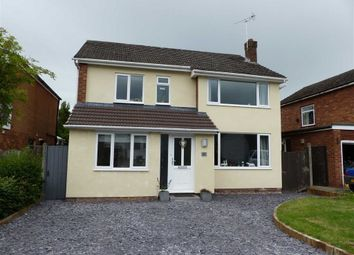 Thumbnail 4 bed detached house for sale in East Lane, Cuddington, Cuddington Northwich, Cheshire