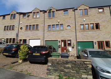 Thumbnail 4 bed terraced house for sale in Mill Moor Road, Meltham, Holmfirth