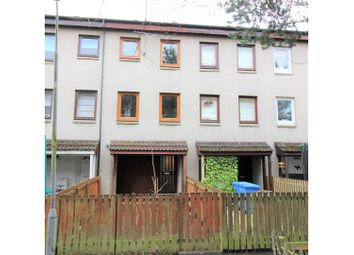 Thumbnail 3 bed town house for sale in Eden Drive, Livingston