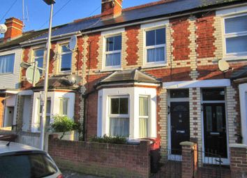 Thumbnail 3 bed terraced house for sale in Wilton Road, West Reading