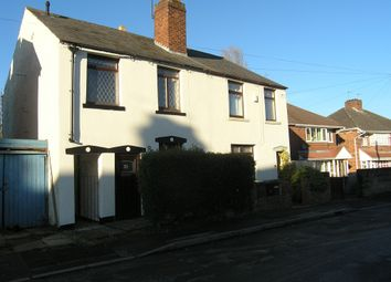 Thumbnail 2 bed semi-detached house for sale in Butts Road, Penn, Wolverhampton