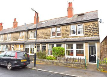 Thumbnail 3 bedroom end terrace house to rent in Coronation Grove, Harrogate, North Yorkshire