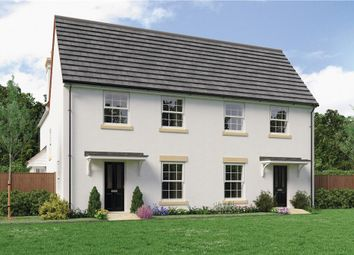 "Thumbnail 4 bed semi-detached house for sale in ""Marlow"" at Winterbrook, Wallingford"