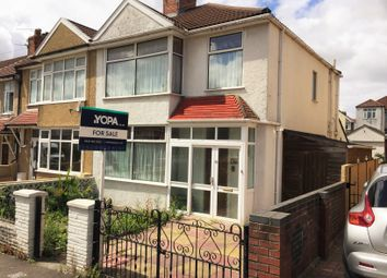 Thumbnail 3 bedroom semi-detached house for sale in Sandling Avenue, Horfield, Bristol
