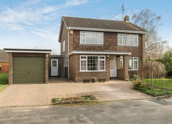 Thumbnail 3 bed detached house for sale in Ashley Close, Charlton Kings, Cheltenham