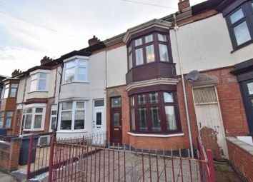 Thumbnail 4 bed town house for sale in Evington Valley Road, Evington, Leicester