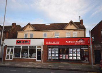 Thumbnail Studio to rent in Wallasey Road, Wallasey, Merseyside