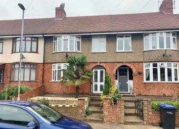 Thumbnail 3 bed terraced house for sale in Branksome Avenue, Kingsthorpe Hollow, Northampton