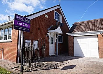 Thumbnail 3 bed semi-detached bungalow for sale in Amethyst Court, New Waltham