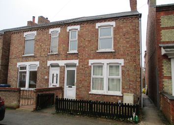 Thumbnail 2 bedroom semi-detached house to rent in York Road, Wisbech