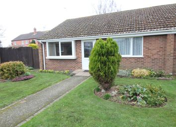 Thumbnail 2 bedroom semi-detached bungalow to rent in St Peters Drive, Martley, Worcester