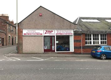 Thumbnail Commercial property for sale in Workshop, Alyth