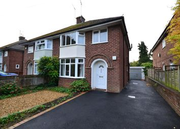 Thumbnail 3 bed semi-detached house for sale in Tennyson Road, Cheltenham