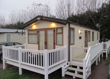 2 bed mobile/park home for sale in Poplars, Highfield Grange Park, Clacton On Sea, Essex CO16