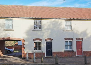 Thumbnail 2 bed town house for sale in Park Lane, North Walsham