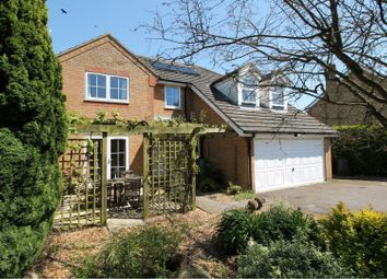 Thumbnail 5 bed detached house for sale in Warwick Drive, Ely