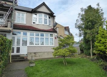 Thumbnail 3 bed end terrace house for sale in Chesham Crescent, London