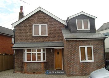 Thumbnail 4 bed detached house to rent in Whyke Lane, Chichester