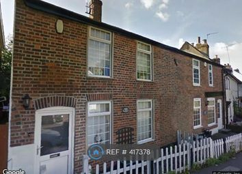 Thumbnail 3 bed end terrace house to rent in River Cottages, Orpington
