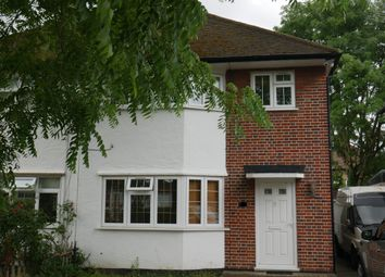 Thumbnail 3 bed detached house to rent in Boldmere Road, Pinner