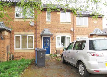 Thumbnail 2 bedroom terraced house for sale in Little Meadow Road, Chellaston, Derby