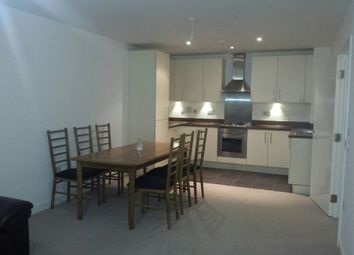 Thumbnail 2 bed flat to rent in Saffron Square, Croydon, Surrey