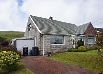 Thumbnail 4 bed bungalow for sale in Western Crescent, Tredegar