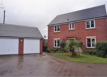 Thumbnail 4 bed detached house for sale in Grove Farm Drive, Chorley