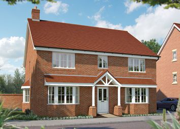 "Thumbnail 5 bed detached house for sale in ""The Winchester"" at Winchester Road, Hampshire, Botley"