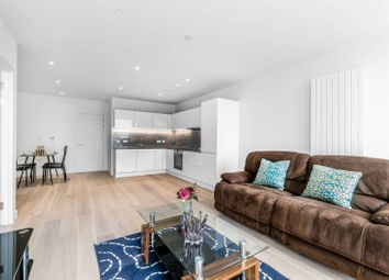 Thumbnail 2 bed flat to rent in Royal Wharf, Docklands, London