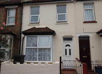 Thumbnail 2 bedroom terraced house to rent in Wentworth Road, Croydon