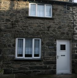 Thumbnail 2 bed terraced house to rent in Pentre'r Efail, Harlech