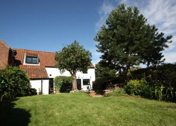 Thumbnail 3 bed semi-detached house for sale in Mileham, King's Lynn