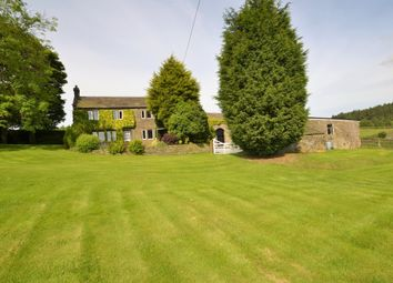 Thumbnail 4 bed farmhouse for sale in Wickens Lane, Upperthong, Holmfirth