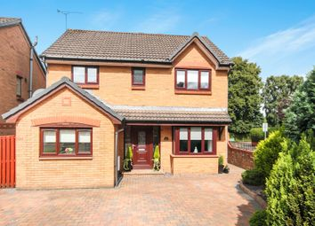 Thumbnail 4 bedroom detached house for sale in Broomieknowe Gardens, Burnside, Glasgow
