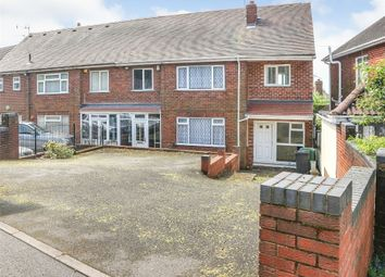 Thumbnail 3 bed semi-detached house for sale in Hermit Street, Dudley, West Midlands