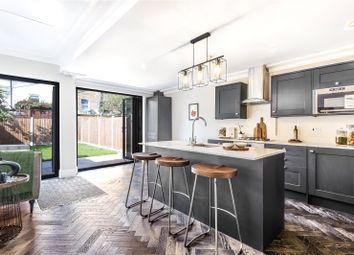 Glenwood Road, Harringay N15. 4 bed detached house