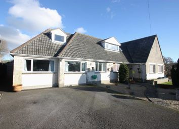 Thumbnail 4 bed bungalow for sale in Moorcombe Drive, Preston, Weymouth