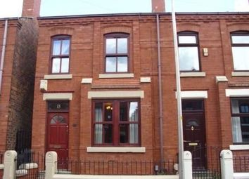 Thumbnail 3 bedroom terraced house to rent in Lower St Stephens Street, Springfield, Wigan