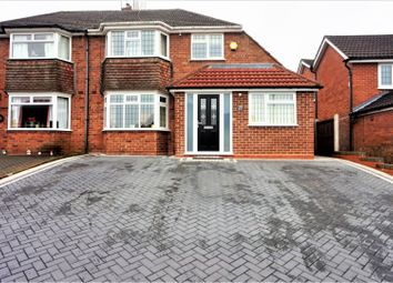 Thumbnail 3 bed semi-detached house for sale in Mayfield Road, Halesowen