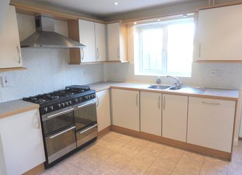 Thumbnail 3 bed town house to rent in Flitmead, Great Cambourne, Cambridge