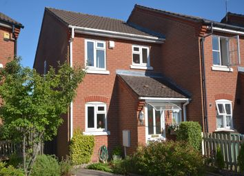 Thumbnail 2 bed end terrace house for sale in Swan View, Pulborough