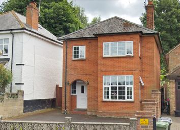 Thumbnail 3 bed detached house to rent in London Road, Basingstoke