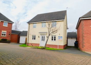 3 bed detached house for sale in Barons Close, Kirby Muxloe LE9