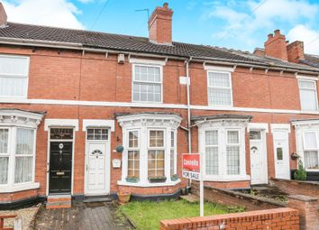 Thumbnail 2 bed terraced house for sale in Milton Road, Fallings Park, Wolverhampton