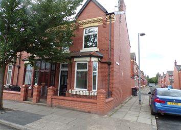Thumbnail 2 bed end terrace house to rent in Seaford Road, Salford