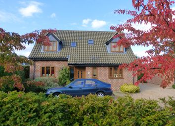 Thumbnail 3 bedroom property to rent in Oakdene Gardens, Beck Row, Bury St. Edmunds