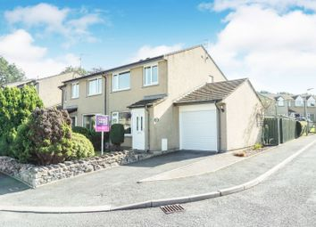 Thumbnail 3 bedroom semi-detached house for sale in Hayclose Crescent, Kendal