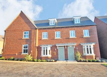 "Thumbnail 3 bed terraced house for sale in ""Kennett"" at Bardon Road, Coalville"