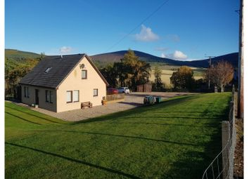 Thumbnail 4 bed detached house for sale in Edinvillie, Aberlour